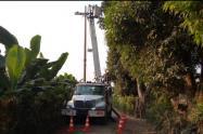 La empresa electricaribe, dejo deuda social en manos de las juntas de acción comunal