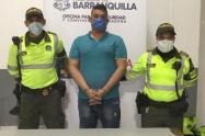Ricardo Marrugo fue capturado por las autoridades.