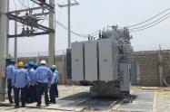 Inicio nueva operación de energía en el Caribe