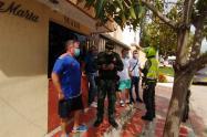 Policía Metropolitana de Barranquilla comparendos