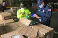Decomisan mercancía que sería la nueva modalidad para contrabandear medicamentos Covid hacia Venezuela