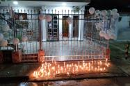 Asesinato de una niña en Córdoba