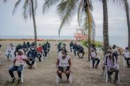 Salvavidas en Cartagena