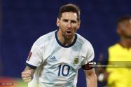 Lionel Messi 2020 - selección Argentina
