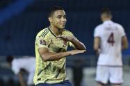 Luis Fernando Muriel, Selección Colombia