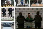 Por diversos delitos, Policía Nacional en Sucre  realiza capturas