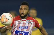 Junior, Miguel Borja, Copa Libertadores