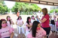 Alcaldía, Santa Marta, Mujer, Magdalena, Cáncer de seno