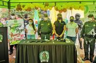 """Policía Nacional en Sucre, lanza Campaña de Prevención contra el Vandalismo denominada"""" Informar si paga"""""""