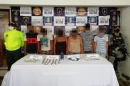 """Armada de Colombia en Coordinación con la Policía Nacional desarticularon banda delincuencial """"Los Gocha"""" al servicio del Clan del Golfo"""
