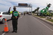 Seis personas lesionadas y dos fallecidos en las vías de Bolívar durante el fin de semana