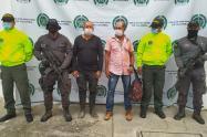 Capturan a integrantes del ELN relacionados con el abastecimiento de material de guerra en el Sur de Bolívar