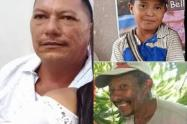 Victimas de conflicto indígena