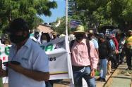Lideres sociales La Guajira