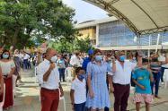 Distrito busca facilitar a la comunidad educativa acceso a la conectividad para apoyar el proceso educativo