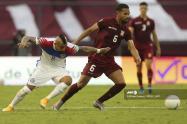 Venezuela vs Chile - eliminatorias