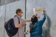 La campaña se tomará a otros sectores de Cartagena