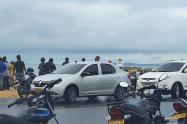 Un menor ahogado en Cartagena