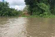 Advierten posible inundación