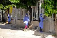 Barrios de Cartagena establecidos como zona de cuidado especial por el Covid-19