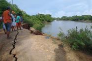 Más de 200 puntos críticos en el río Sinú.