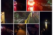 Por fuertes lluvias se activan sistemas de Alertas Tempranas de Inundaciones en Coveñas