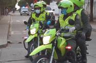 Operativos contra la delincuencia