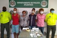 Policía desmantela 'narcogallera'.