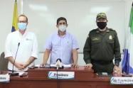 Consejo de seguridad en Tierralta por asesinato de tres miembros de una familia