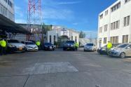 Policía  recupera seis vehículos robados en diferentes municipios del departamento de Sucre y Córdoba