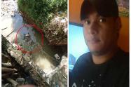 El cadáver fue hallado en un canal de aguas lluvias