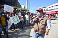 La Procuraduría abrió indagatoria preliminar contra l alcalde de Ciénaga por fuerte expresión que quedó registrado en video