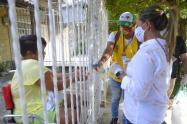 Aumento de contagios en Cartagena