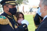 nuevo Comandante de la Policía Metropolitana de Cartagena