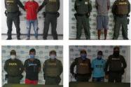 Por el delito de violencia intrafamiliar fueron aprendidas cuatro personas en los municipios de Sincelejo, Corozal y Since por parte de Unidades de la Policía Nacional en el departamento de Sucre.