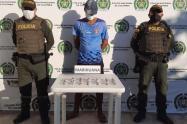 Judicial, Policía, Santa Marta, Magdalena, Capturado