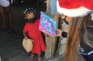 Navidad, JCI, Regalos, Santa Marta, Magdalena