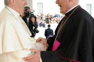 El Obispo de la Diócesis de Santa Marta recibe atención médica ante la afectación de Covid19
