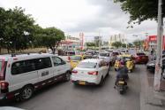 Movilidad, Santa Marta, Magdalena, Transito