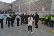 Distrito, Judicial, Policía, Alcaldía, Santa Marta, Magdalena