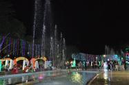 Se encendió la navidad en Valledupar