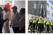 Desde hoy en Tolú,cuentan con nueva estación de Policía.