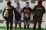 En Sucre fueron recapturados dos peligrosos delincuentes quienes estarían al servicio del clan del golfo .