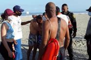 Fueron llevados al Hospital Universitario del Caribe