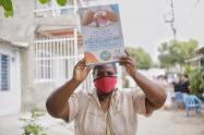 Titulación de 191 familias en Cartagena