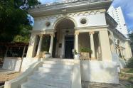 Advierten construcciones irregulares en espacio público en casas patrimoniales de Cartagena