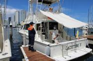 Presentan protocolos de bioseguridad para el arribo de yates y veleros de bandera extranjera a Cartagena