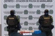 Durante el mes de diciembre se han incautado más de 3.000 unidades de elementos explosivos en Bolívar
