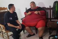 Por presunta negligencia médica, fallece en Cartagena un hombre que pesaba más de 300 kilos