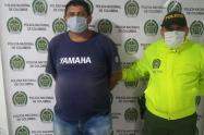 Por el presunto delito de homicidio agravado fue capturado un ciudadano en el Municipio de San Pedro(Sucre)